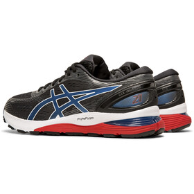 asics Gel-Nimbus 21 Shoes Herren black/electric blue